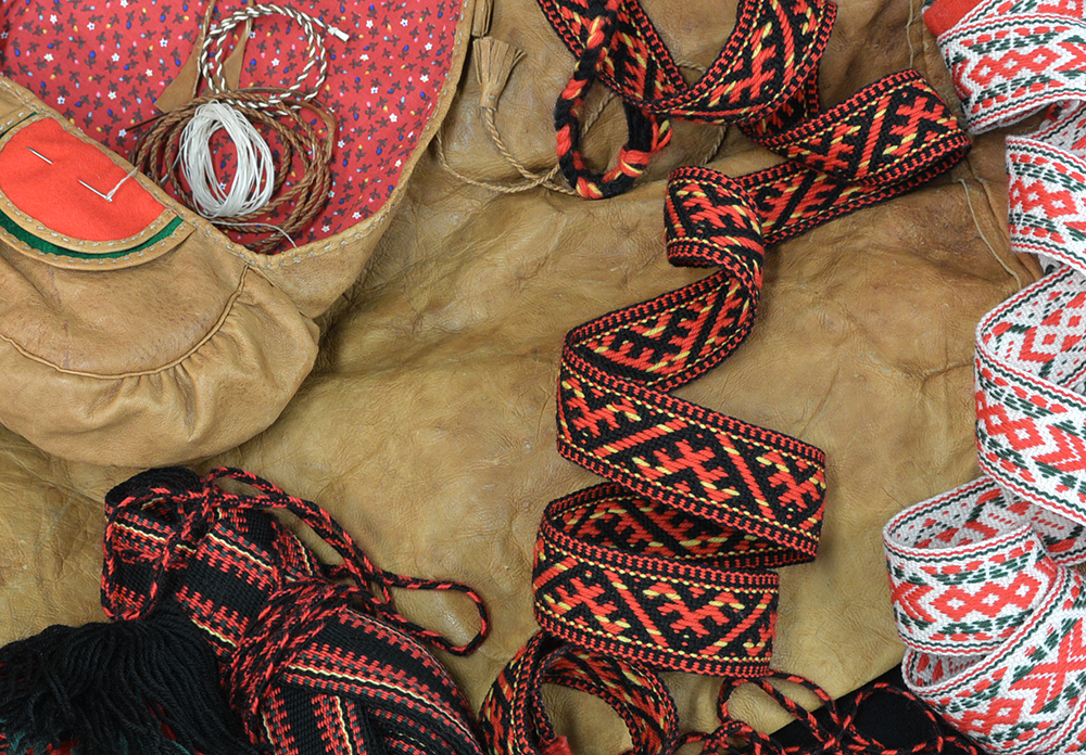 Inari Sámi Handicraft of the Past and the Present
