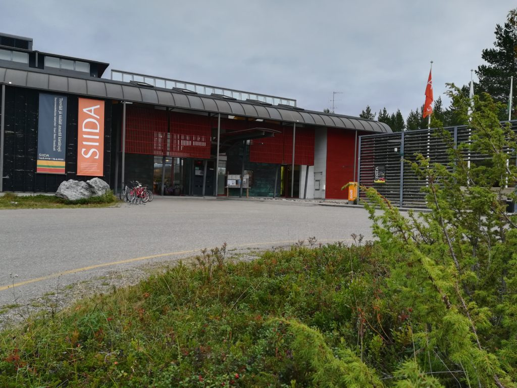 Sámi museum and Nature Center Siida will be renewed