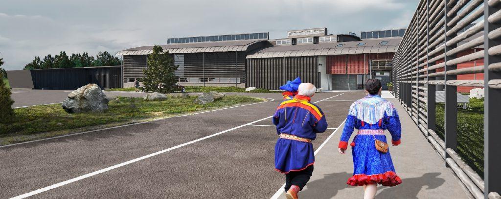 Sámi museum and Nature Center Siida will be renewed