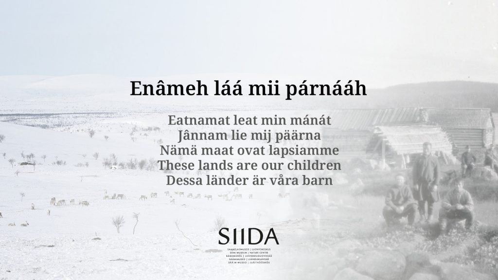Siida's old main exhibition is making way for a new one