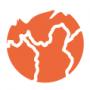 Symboli saamelaisalueella tehdyille tuotteelle