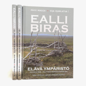 Kirja, Ealli Biras, elävä ympäristö