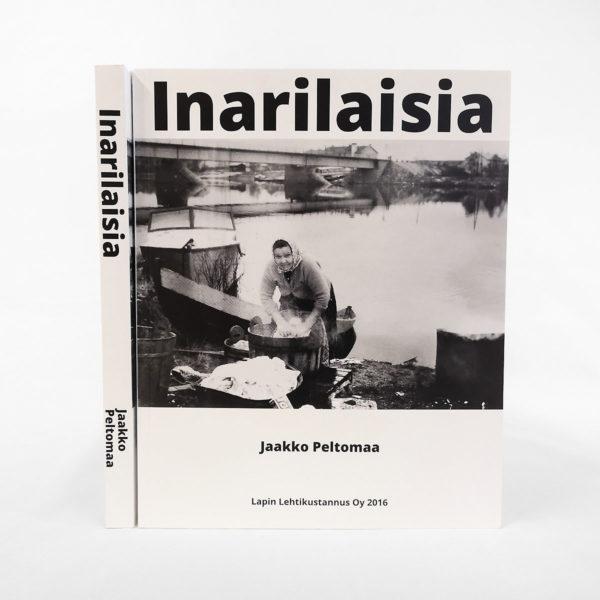 Kirja Inarilaisia