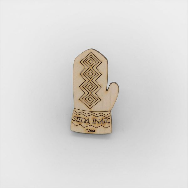 Inarin mallin lapanen magneetti