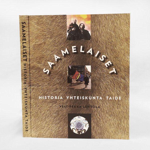 Kirja Saamelaiset historia, yhteiskunta ja taide